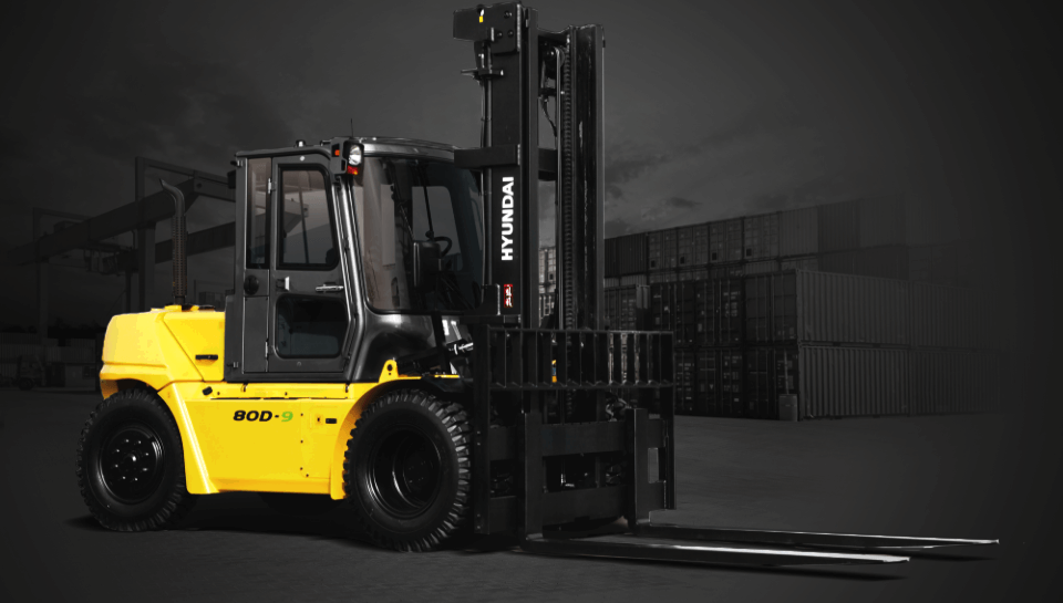 Clark and Hyundai Forklifts Pittsburgh | Trupar America