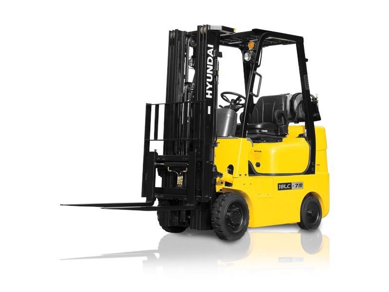 Hyster Forklift rentals Pittsburgh