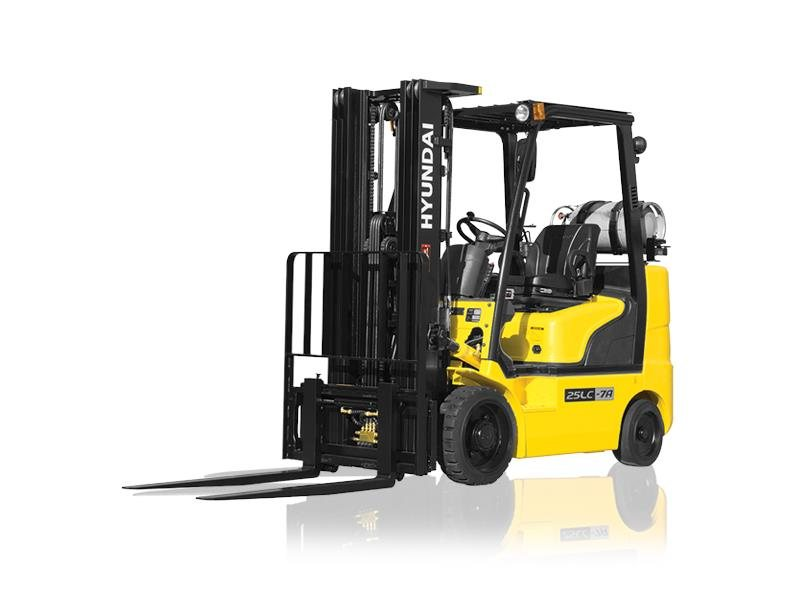 Yale forklift for rent Pittsburgh