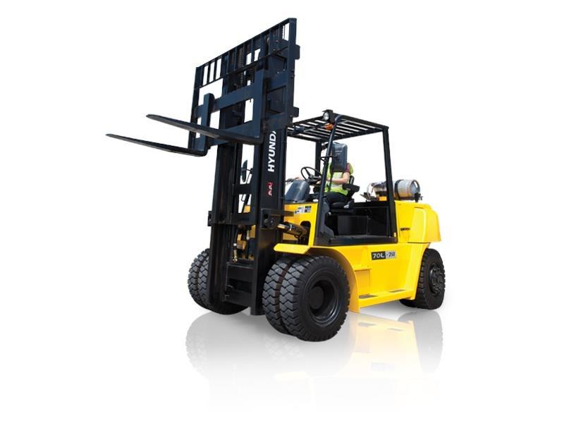 Pneumatic Forklift for Sale