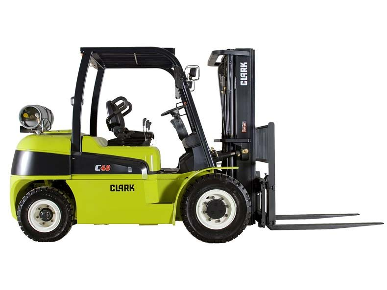 Cushion Forklift for rent Pittsburgh