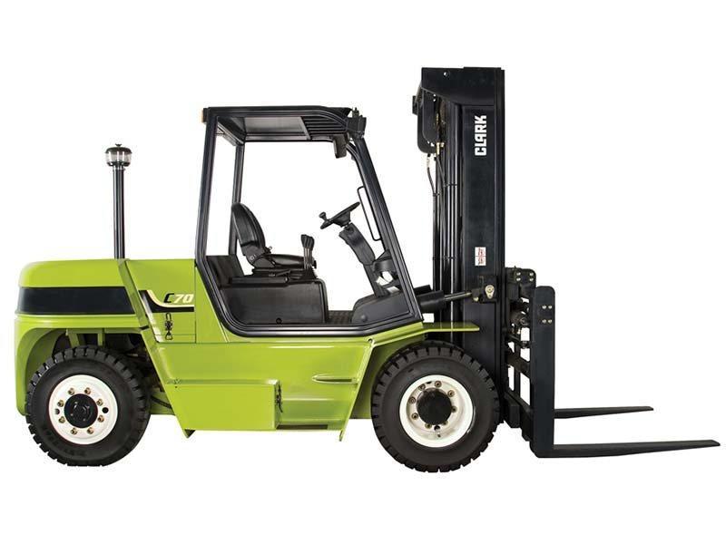 Clark Forklift sales Pittsburgh