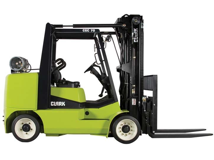 Clark Forklift Parts Pittsburgh