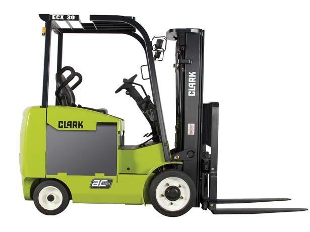 Clark Forklift Rentals Pittsburgh