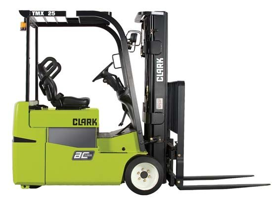 Electric Forklift for rent Pittsburgh