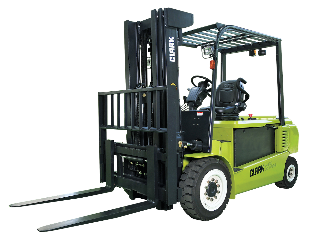 Sit Down Electric Forklifts