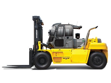 Hyundai Forklift for Rent